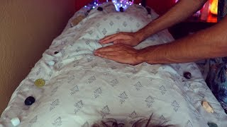 Crystal Reiki Energy Healing Massage on You! (POV ASMR)
