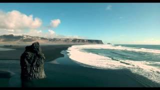 ICELAND DRONE FOOTAGE- DJI PHANTOM 4 - 4K