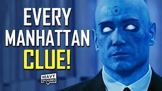 WATCHMEN: All The Hints And Clues For The Doctor Manhattan Twist | Episodes 1 - 7 Breakdown