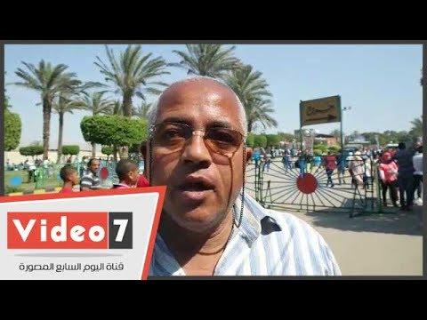 مدير حديقة الفسطاط ينفى وجود تحرش: معاكسات زى أفلام عبد الحليم وفاتن حمامة