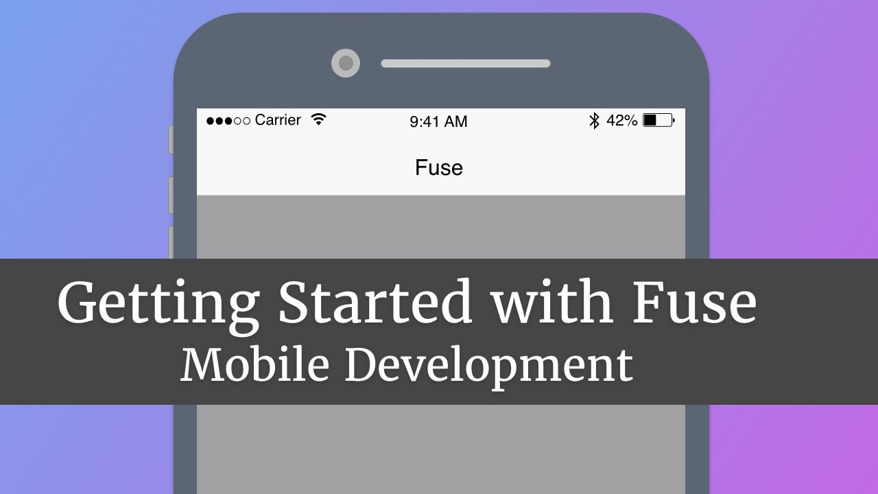 Getting Started With Fuse