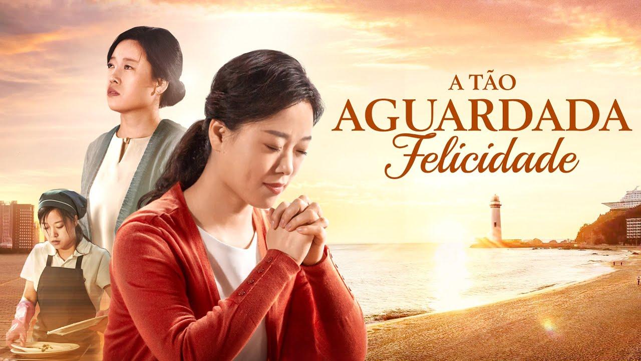 """Filme gospel completo dublado 2019 """"A tão aguardada felicidade"""" A verdadeira experiência de um cristão"""