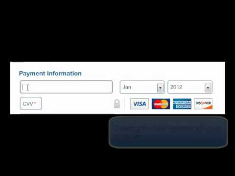 Best UI / UX for Displaying Credit Card Selection - 2012