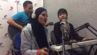 Gambar cover Terry Shahab - Because You Love Me (Celine Dion Cover)