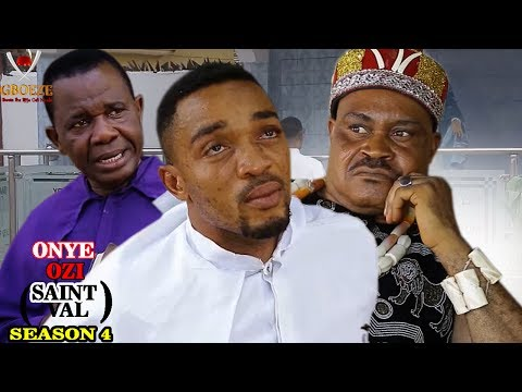 Onye Ozi St Val. Season 4 - Latest Nigeria Nollywood Igbo Movie