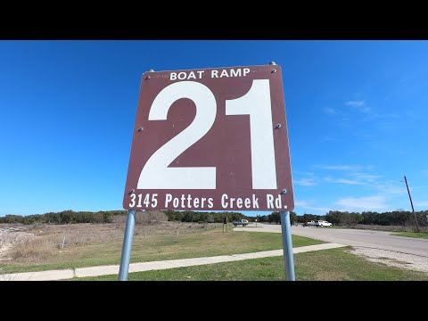 Canyon Lake TX, Boat Ramp 21, Fishing Pier,  What To Expect Before You Get There Is It Right For You