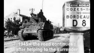 The French in WW2 - The 2nd Armored Division