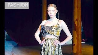 GOGA NIKABADZE Caspian Fashion Week 5th Season - Fashion Channel