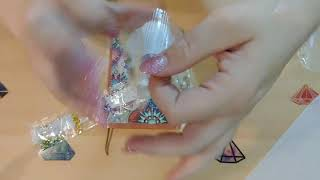 New Diamond Painting Product unboxing