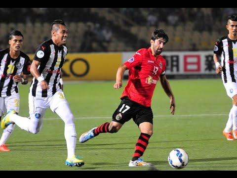 Esteghlal Dushanbe 4-0 Pahang