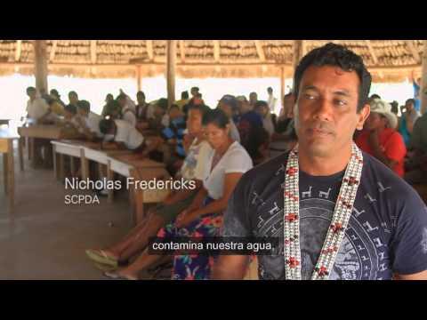 Español: Asociación para el Desarrollo de los Pueblos del Sur Central, Guyana - Premio Ecuatorial