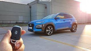 Hyundai Kona 1.6 T-GDi 7DCT 4WD TEST POV Drive \u0026 Walkaround ENGLISH SUBTITLES