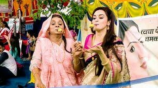 Mere Angne mein actors offscreen mast and fun july 2017