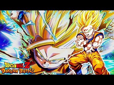 NEW SUPER SAIYAN 2 GOHAN TUR!!! AGL BEST SUPPORT UNIT!! DBZ: DOKKAN BATTLE!