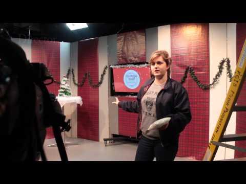 Tv Production Video - Set Building #1