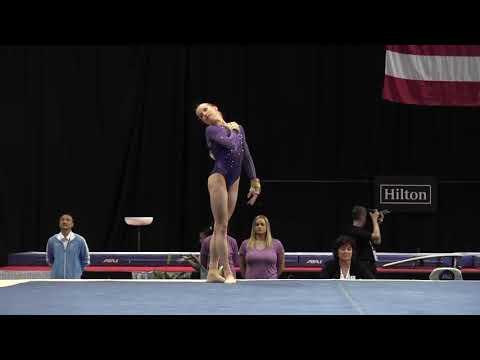 Madison Kocian (2016) // Sarah Finnegan (2018) Gymnastics Floor Music Swap