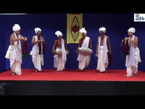 SPICMACAY-Rasa Sankirtana by Progressive Artists Laboratory Group, Imphal, Manipal (15.08.2013)