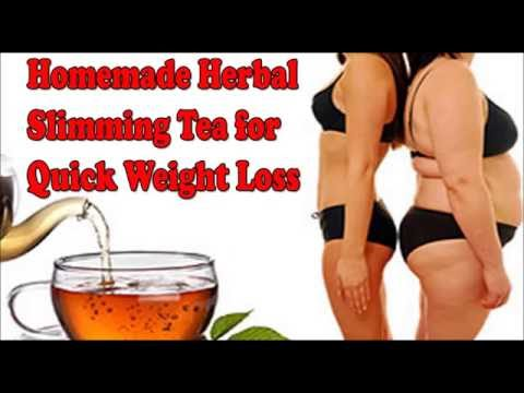 Homemade Slimming Tea For Instant Weight Loss   पेट की चर्बी पिघलने वाली चाय