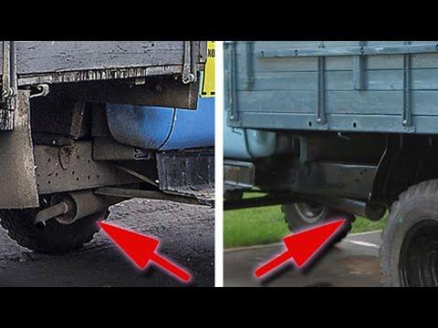 Чем Советский грузовик ГАЗ-53 отличается от ГАЗ-52?