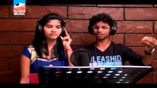 Aaj Punaweche Sanala - Very Beautiful Koligeet by Rohit Patil and Pradnya Abhange