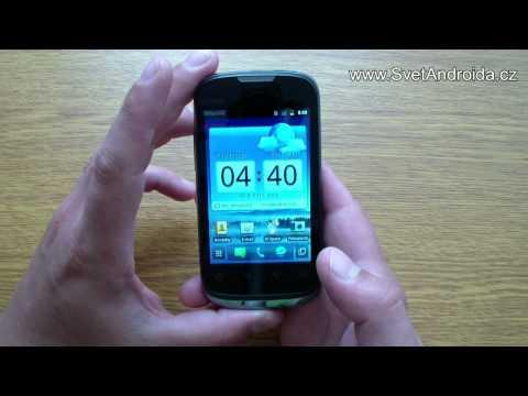 Prvni pohled - Huawei Sonic u8650