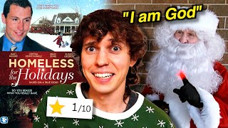 """Homeless For The Holidays"" is an Infuriating Christmas Movie"