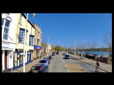 North Devon Wave 21 Bus Route Ilfracombe Braunton Barnstaple Bideford Westward Ho!