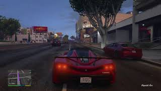 Grand Theft Auto V paint job for new meclron p1