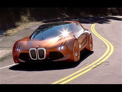 2017 New Bmw Vision Next 100 Test Drive Youtube