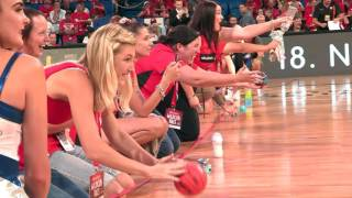Perth Wildcats - Baby Race