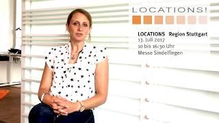 Herzlich willkommen auf der LOCATIONS Region Stuttgart!