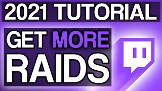 How To Get Raİds On Twitch   8 Tips To Increase Your Chances