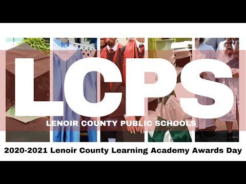 2020-2021 Lenoir County Learning Academy Awards Day