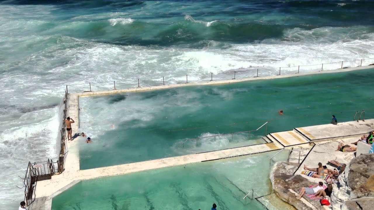 swimmingcrazy wave pool bondi beach sydney
