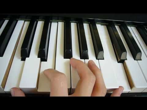 #4  Chord Variations - How to Play Piano