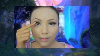 Gambar cover Disney's Tangled Rapunzel Make up Tutorial (Ft. Flynn and Pascal)