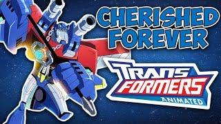 Cherished FOREVER: Transformers Animated - Diamondbolt