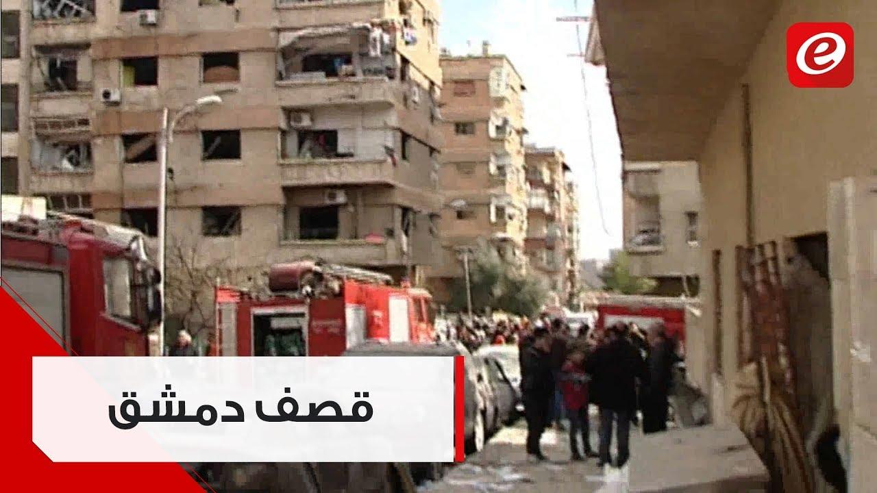 النشرة:المجموعات المسلحة بالغوطة واصلت قصفها على دمشق ما أدى لسقوط إصابات