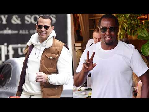 P Diddy apologizes to Alex Rodriguez for his Instagram comments | Daily Celebrity News | Splash TV Mp3