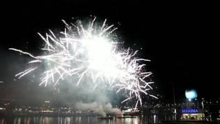Sydney Darling Harbour Fireworks - March 12, 2016