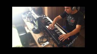 Van Halen 1984 and Jump Keyboard Cover