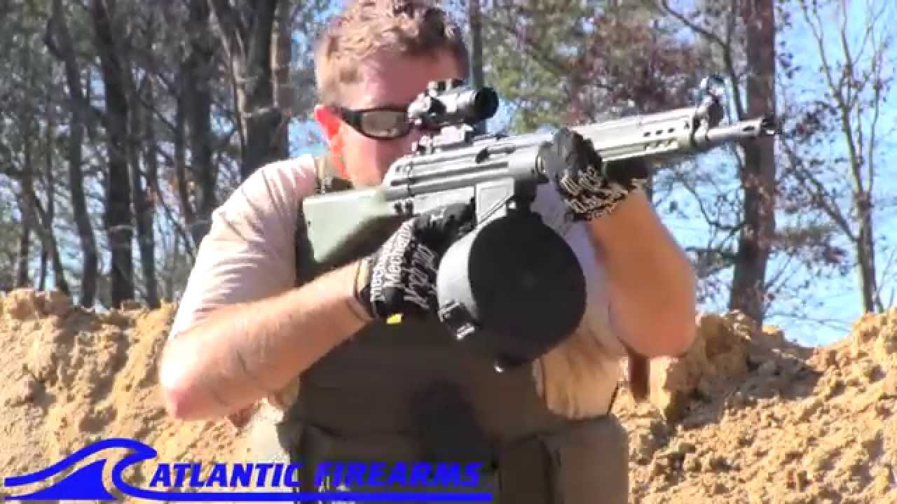 Ptr 32 kfr with 73 round drum youtube publicscrutiny Choice Image