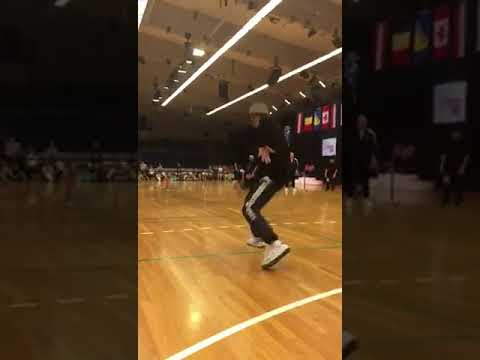 Can MSB worldchampion Hiphop Solo male adults @ IDO Competition/ Denmark 2017