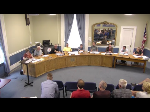 City of Plattsburgh, NY Meeting  6-22-17