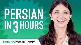 Learn Persian in 3 Hours - ALL the Persian Basics You Need