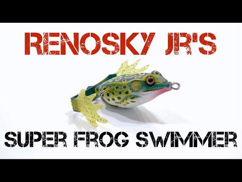 Renosky Frog Top Water Fishing Lure