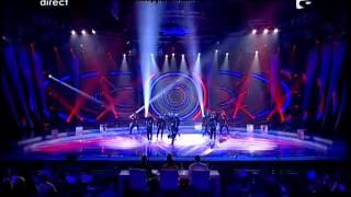 Varcolacii de la Trouble Crew au facut senzatie pe scena!-Romania Danseaza FINALA 19 Mai 2013