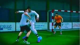 FIFA Street - Double Panna / Double Humiliation