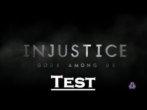 test injustice les dieux sont parmi nous un jeu qui tient toutes ses promesses youtube. Black Bedroom Furniture Sets. Home Design Ideas