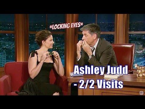 Ashley Judd  The Cosmopolitan Sicilian Hillbilly  22 Visits In Chronological Order